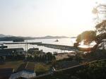 天神山から見た夕景.JPG